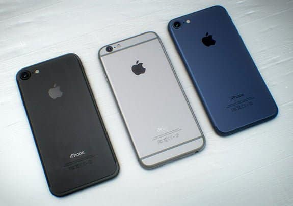 fecha de lanzamiento del iPhone 7