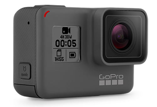 gopro hero 5 cámara con gps