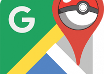 google maps pokemon go