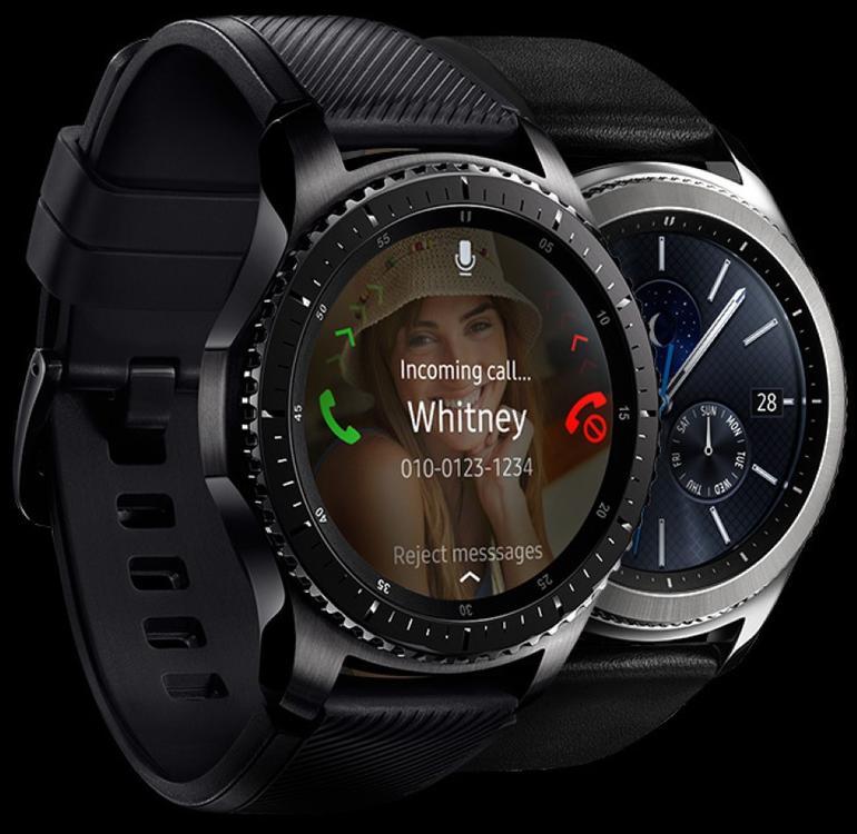 Samsung presenta el esperado Samsung Gear S3