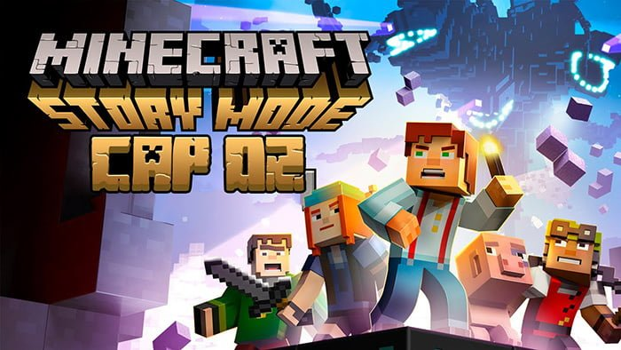Disponible Minecraft Story Mode Episodio 2 en Play Store
