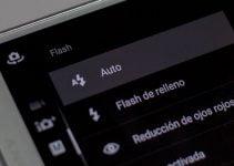 ajustes flash