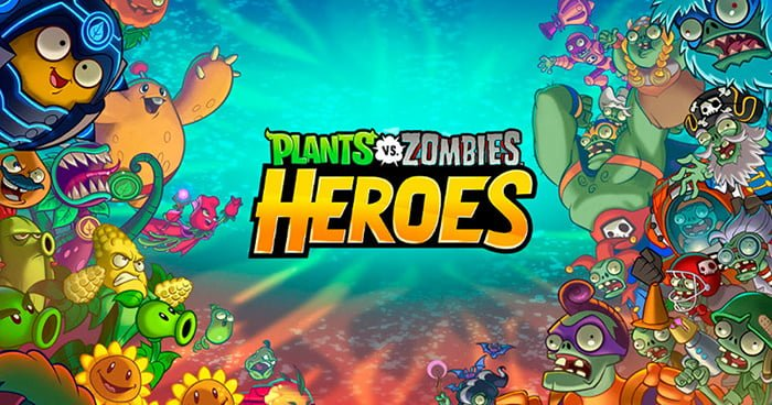 Plants vs Zombies Heroes llega a Google Play Store