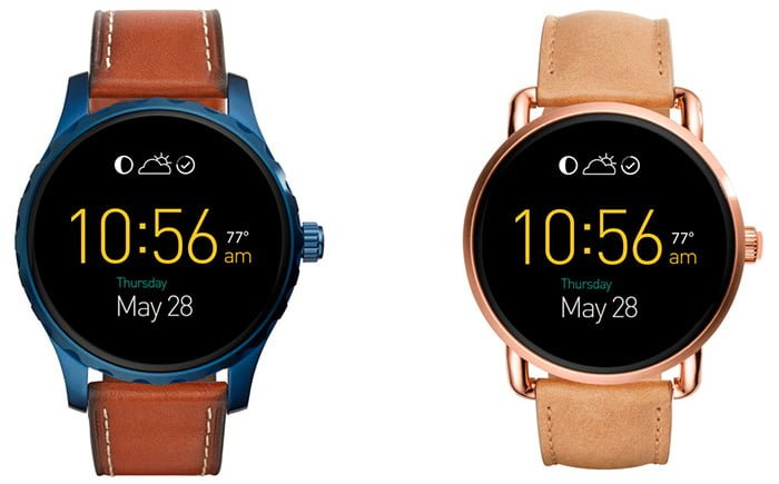 smartwatch fossil q
