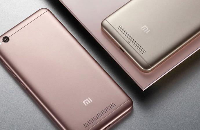 La gama de entrada se actualiza con el Xiaomi Redmi 4A