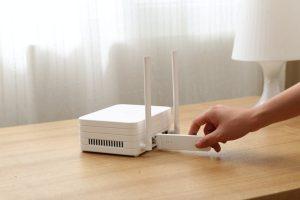 Xiaomi Mi Wi Fi amplifier 2 conexion