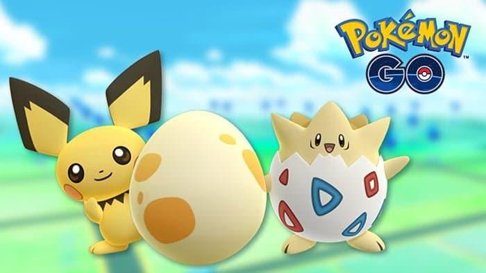 Actualización de Pokémon Go con bebés Pokémon y sorpresa de Navidad