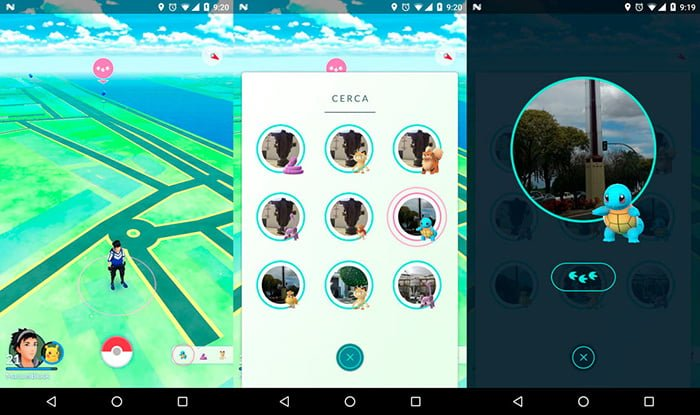 radar oficial pokemon go