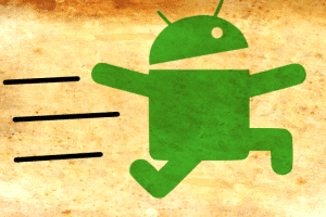 velocidad android