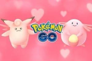 Pokemon go evento San Valentin duplica caramelos