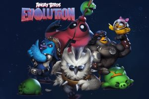Angry Birds Evolution Rovio