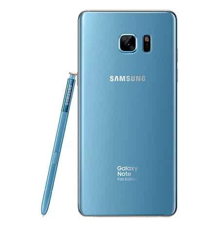 Samsung Galaxy Note 7 Fan Edition, el ave fénix de los móviles